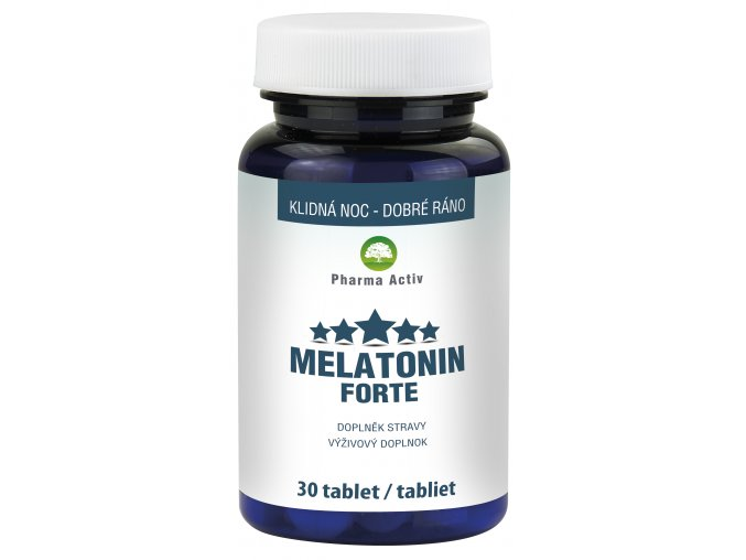 melatonin 5mg long 30tbl