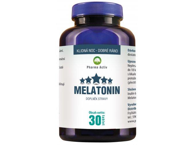 melatonin 30 tbl