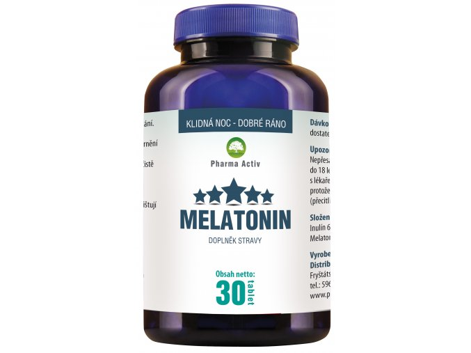 melatonin melatonin komplex 30 wiz