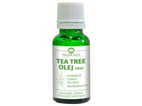 tea tree olej 20ml