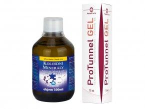 Koloidní mineraly+ProTunnel GEL