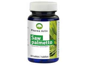 Saw palmetto 50 tablet