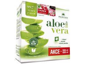 aloe vera live+sipkovy sticker