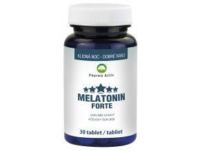 melatonin forte 30 tbl wiz kopia