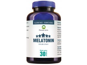 melatonin 30 tbl wiz