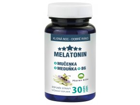 melatonin MM B6 30 tbl wiz