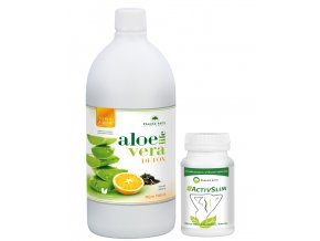 AloeVeraLife Detox + ActivSlim