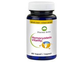 Homocystein Vitality 60 kapslí