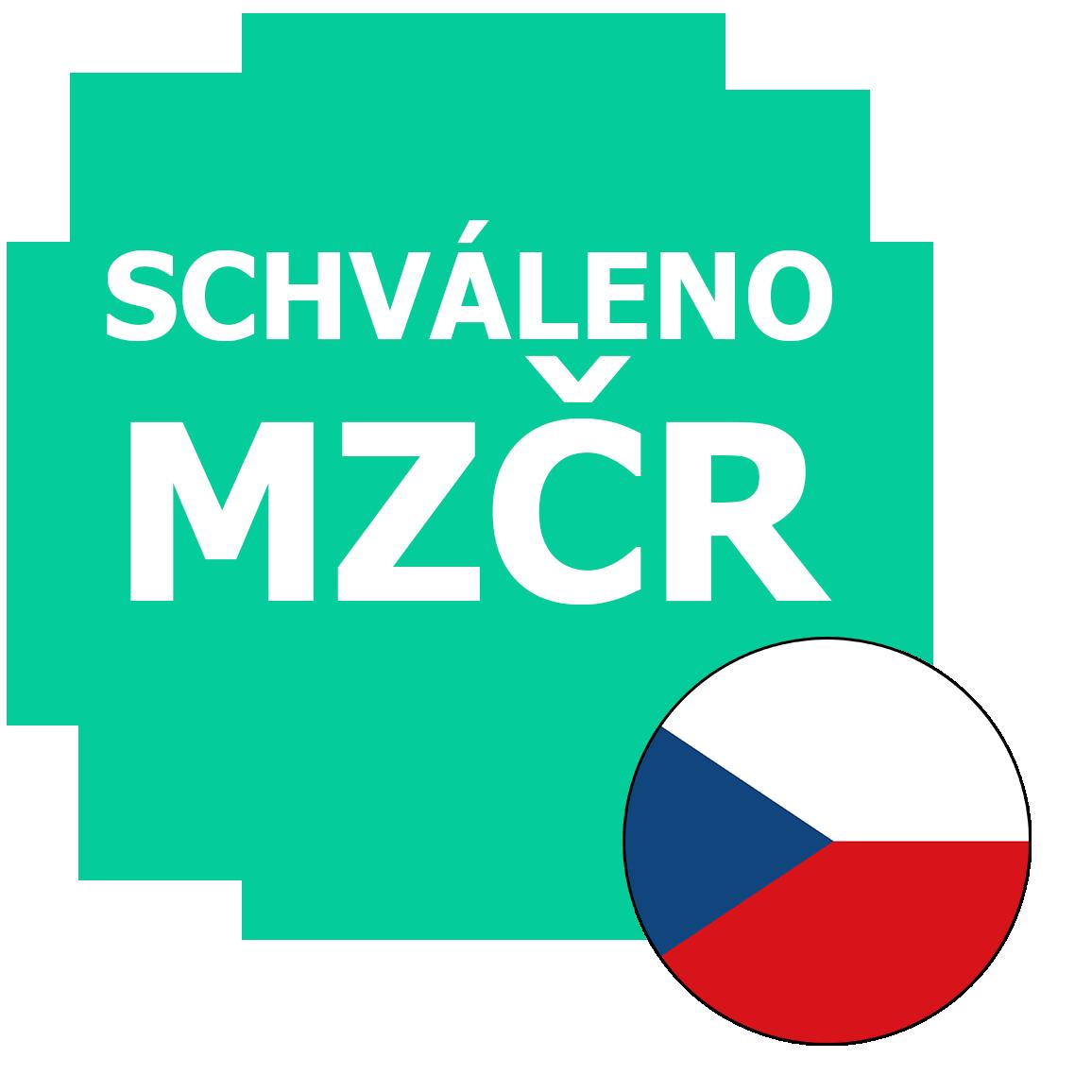 SCHAVELNO MZČR FLAG