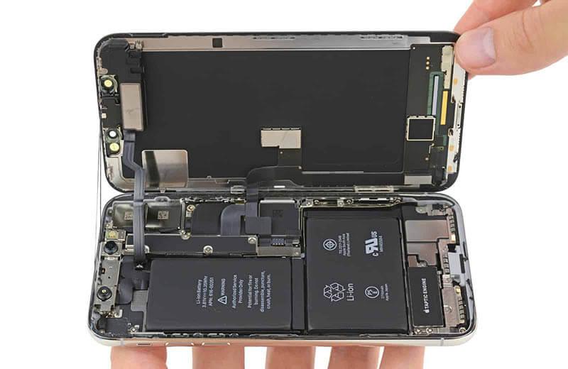 Jak vypnout iPhone bez displeje.