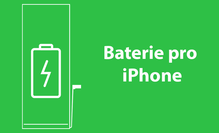 Baterie pro iPhone