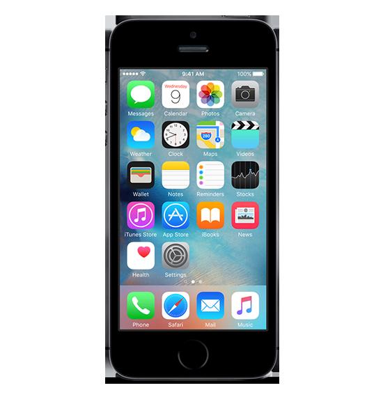 iPhone 5s náhradní díly