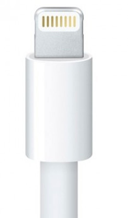iPhone - lightning