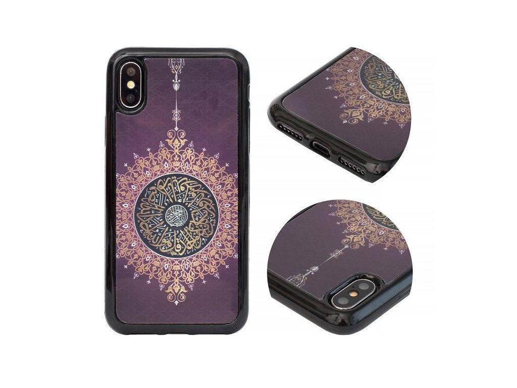Zadní kryt s malovaným motivem pro iPhone 7/8 (grafika Amulet)