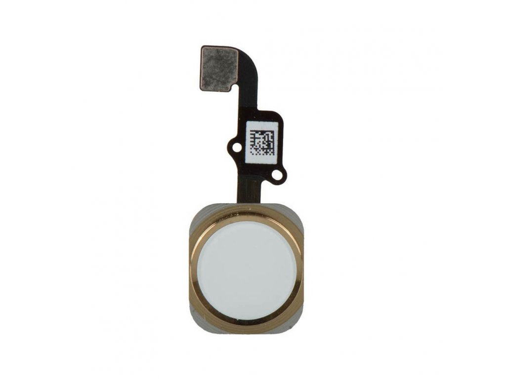 iphone 6 home button zlaty