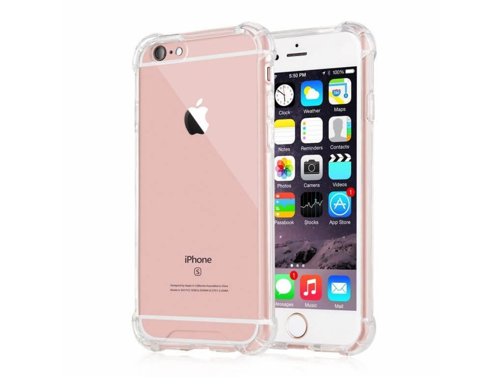 Odolný kryt s vyztuženými rohy pro iPhone 6/ 6s