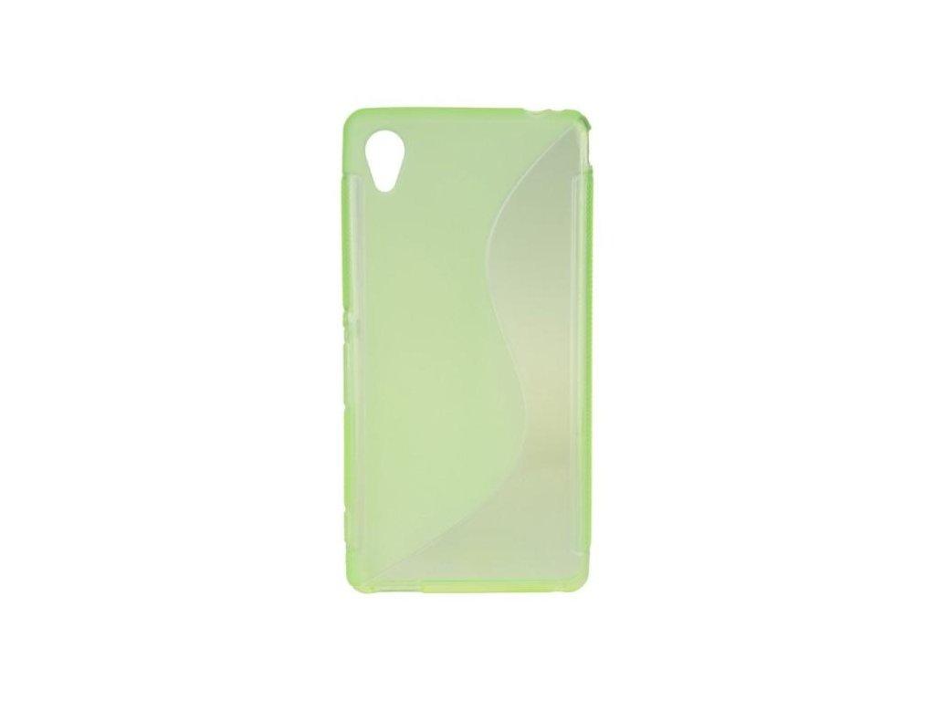 Plastový zadní kryt pro Huawei P8 (Barva-kryty zelený)