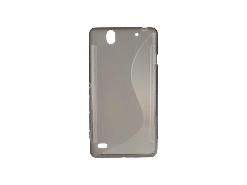 Plastový zadní kryt pro iPhone cerny
