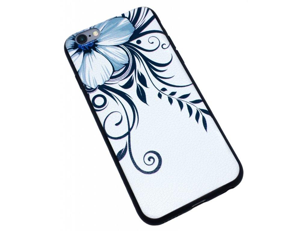 Designový zadní kryt HOCO pro iPhone 6/ 6s Květina