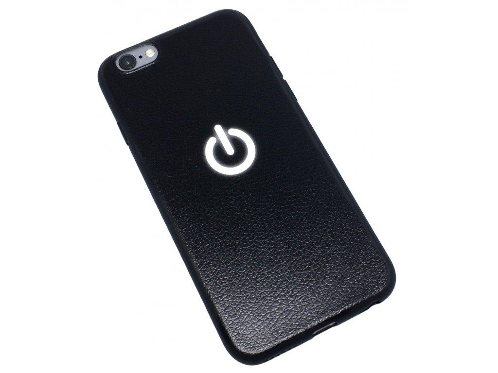 Designový zadní kryt HOCO pro iPhone 6/ 6s Vypínač