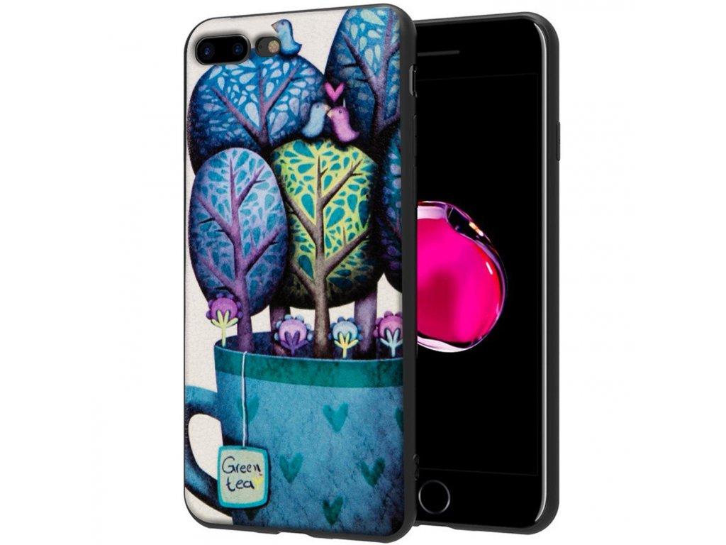 iphone 7 plus zadní kryt hoco čaj