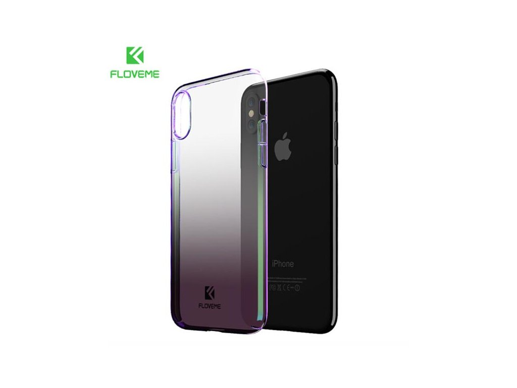 Floveme Kryt pro iPhone 6/6s (Fialový)