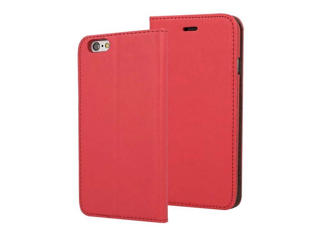 cerveny zaklapavaci kryt na iphone 6