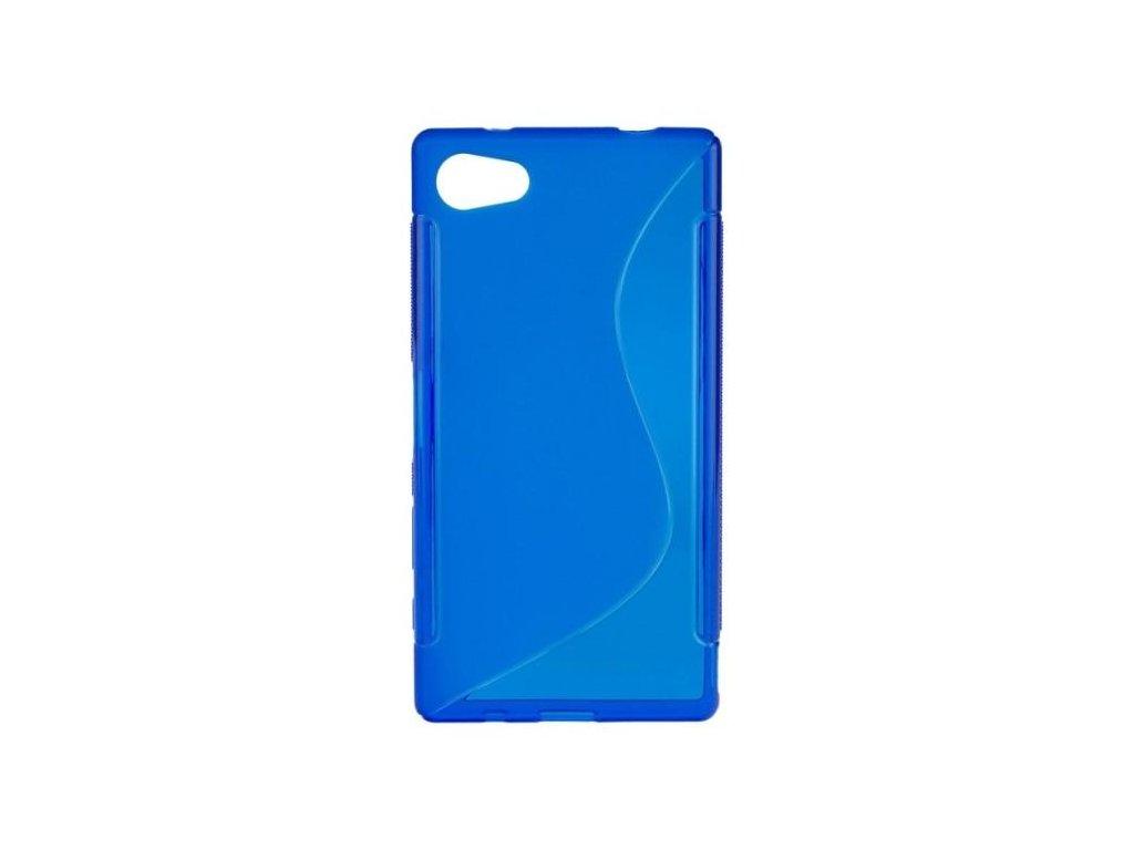 Plastový kryt na iPhone 6/6s modrý