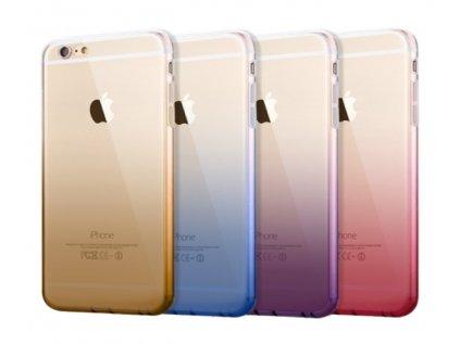 Dvoubarevný zadní kryt pro Samsung Galaxy S6 (Barva-kryty růžový)