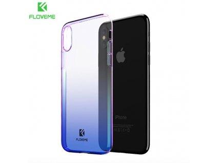 Floveme Kryt pro iPhone X (Modrý)