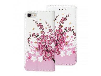 růžové květiny1