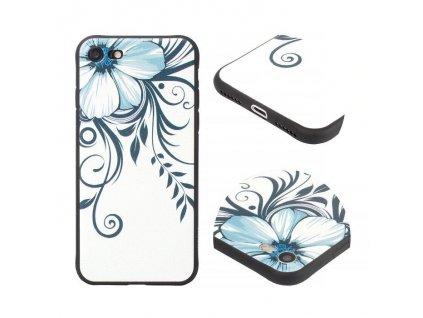 Designový zadní kryt HOCO pro iPhone 6  6s - Květina 6aa14f85e5d