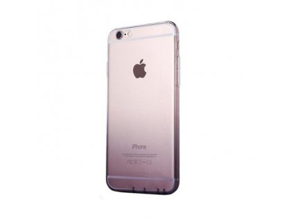 Fialový silikonový kryt na iPhone 6 Plus/6s Plus