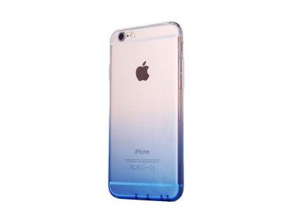 Modrý silikonový kryt na iPhone 6 Plus/6s Plus