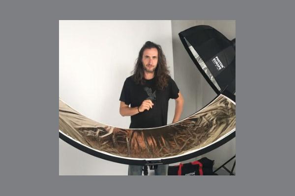 Video - PORTRAIT MASTER - Odrazný panel na prosvětlení portrétů