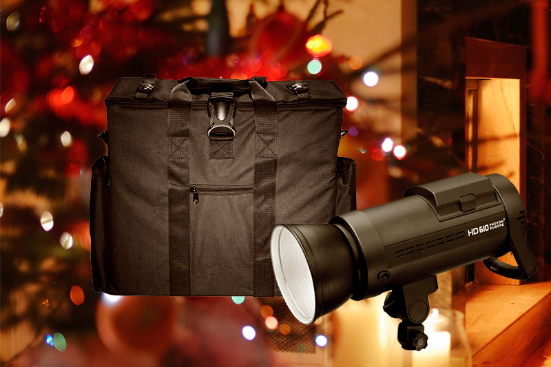 Vánoční dárky pro amatérské i profesionální fotografy
