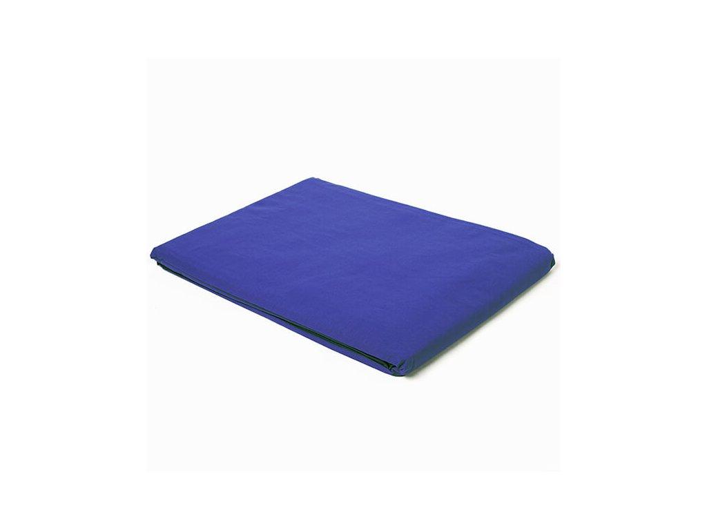 3417 2 textilni pozadi s pruvlakem 140 g m2 6 x 3 m modra