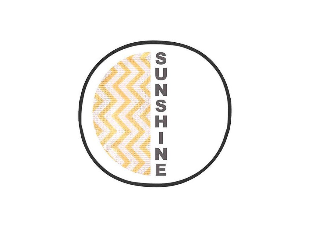 3483 sunshine odrazna deska 105cm 5 v 1 set
