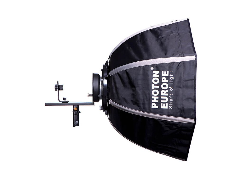 3897 quick softbox 60 drzak pro systemovy blesk set