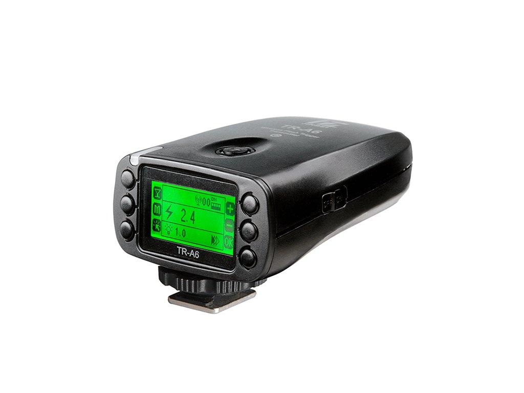 4221 radiovy vysilac tr a6n hss nikon kompatibilni s hd 600ws
