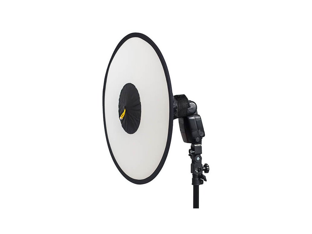 4377 dish softbox pro systemovy blesk