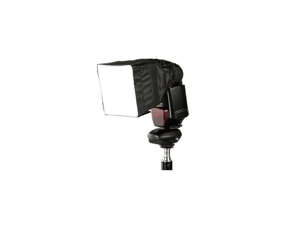 4665 softbox 9x9 cm pro systemovy blesk