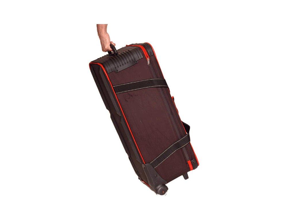 Foto taška pro přepravu světel na kolečkách - DM