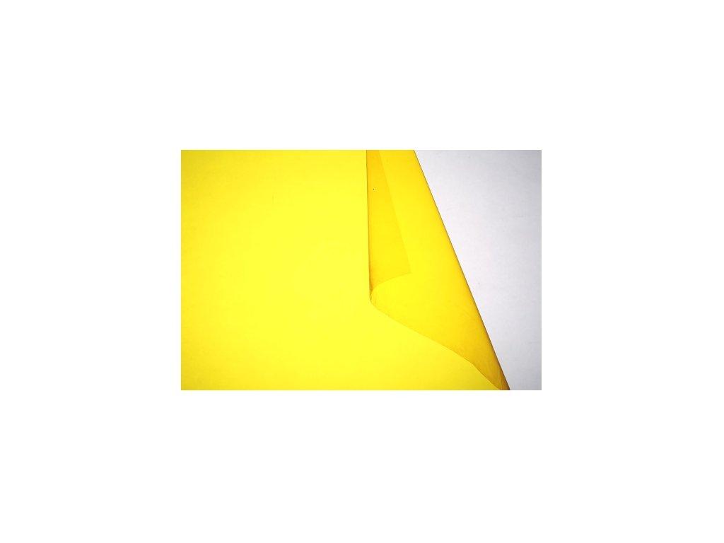 filtr žlutý