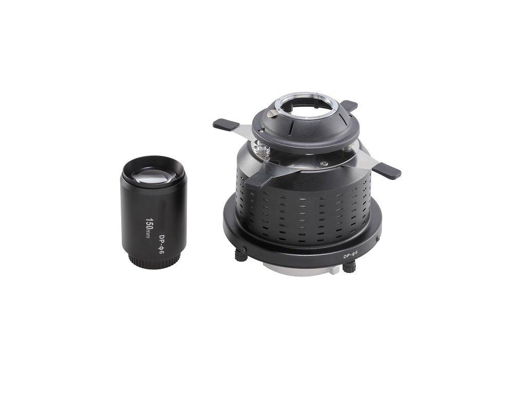 Optický komínek PRO + objektiv 150mm