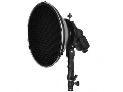 2763 qz 30 beauty dish stribrny