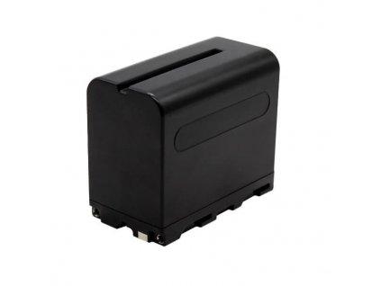 3003 baterie np f970 li ion 7 4v 6600 mah vhodna pro ef 60 led