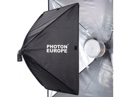 LED daylight 450 - trvalé světlo se softboxem 50x70 (Prodloužení záruční doby Bez prodloužené záruky)