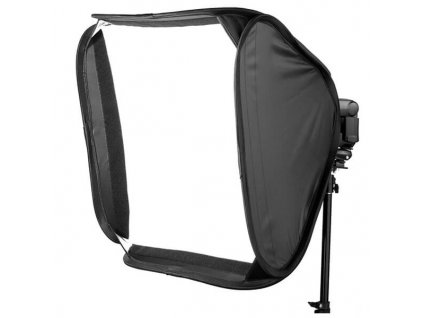 3585 set 40 x 40 magic softbox pro systemovy blesk se stativem