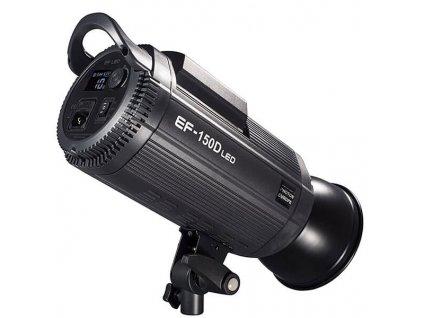 3687 trvale bateriove hybridni 150w led svetlo ef 150d led